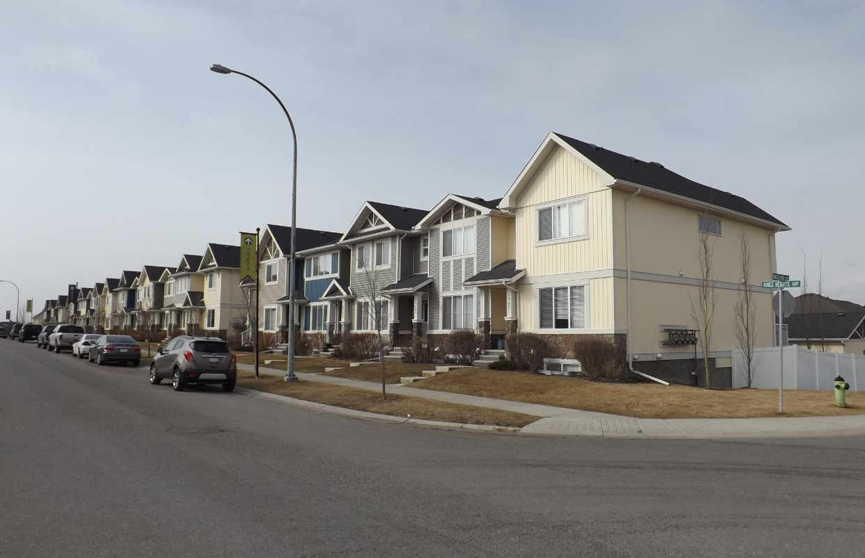 Image of Synergy. Property in Calgary that we provided a Reserve Fund Study to